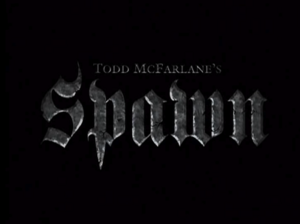 Spawn The Animated Series Title Card