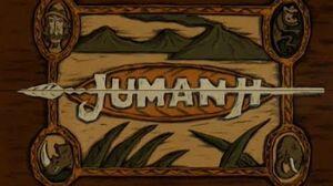 Jumanji The Animated Series Opening