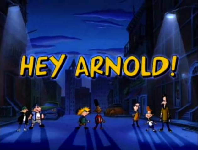 File:Hey Arnold Title Card.png