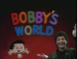 Bobby's World Title Card