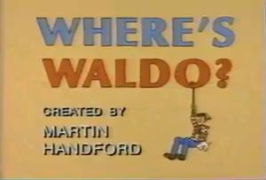 Wheres Waldo Title Card