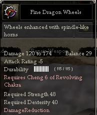 Fine Dragon Wheels