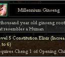 Millenium Ginseng