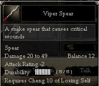 Viper Spear