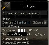 Swift Spear