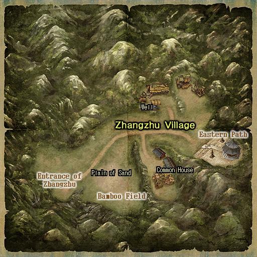 Zhangzhu Village