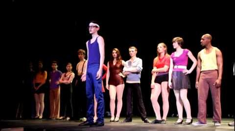 A Chorus Line - Mark Monologue