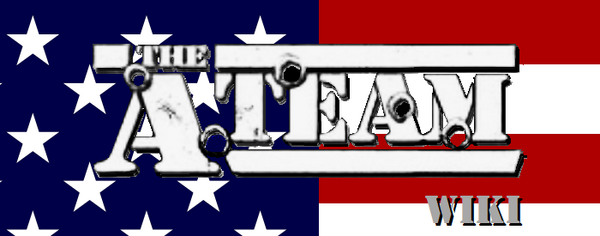 The A-Team Star Spangled Logo