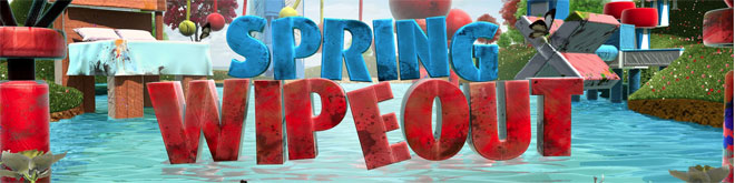 Spring-wipeout