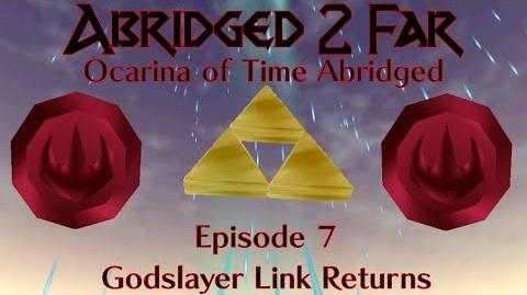 The Legend of Zelda Ocarina of Time Abridged Episode 7-1