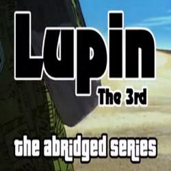 Lupin 3rd abridged title block