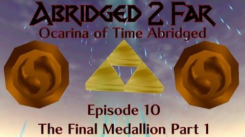 The Legend of Zelda Ocarina of Time Abridged Episode 10 Part 1