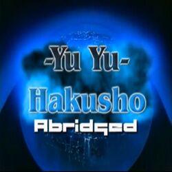 Yu Yu Hakusho Abridged Logo