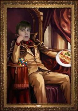 Battler the endless lasagna
