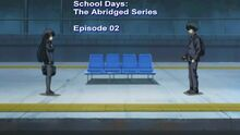 School Days TAS Episode 2 Thumbnail