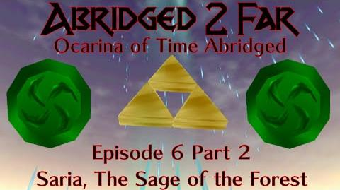 The Legend of Zelda Ocarina of Time Abridged Episode 6 Part 2