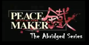 Peace Maker abridged title block2