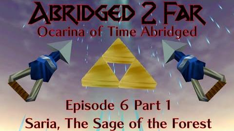The Legend of Zelda Ocaina of Time Abridged Episode 6 Part 1-0