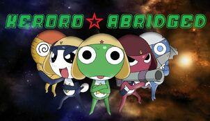 Keroro Abridged Test Logo 2