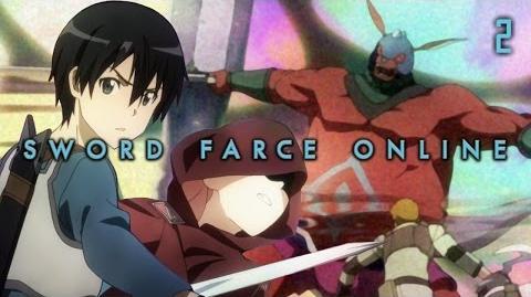 Sword Farce Online (SAO Parody) - Episode 2 Beta-Buster