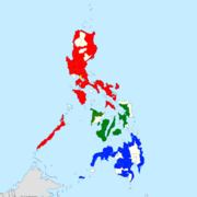 Abs cbn station map