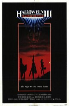Halloween III - Season of the Witch poster