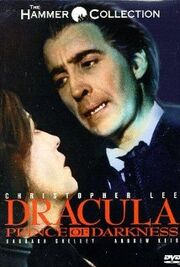 Dracula, Prince of Darkness dvd cover