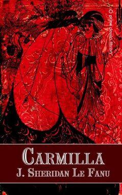 Carmilla cover