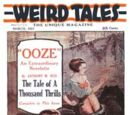 Weird Tales: March 1923
