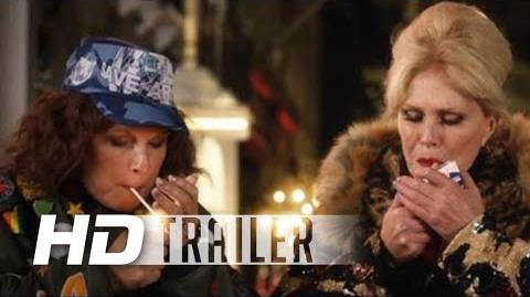 Absolutely Fabulous The Movie Official HD Trailer 1 2016