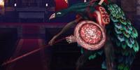 Peacock Warrior