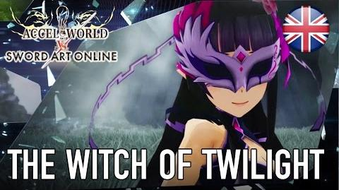 Accel World VS. Sword Art Online - PS4 PSVITA - The Witch of Twilight
