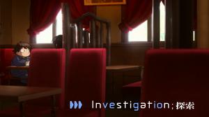 Investigation
