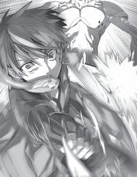 Kirito Accel World