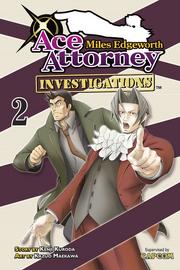 Edgeworth Manga 2