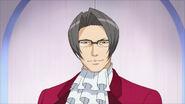 Miles Edgeworth Anime