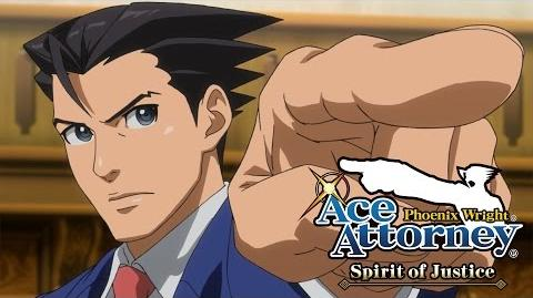 Phoenix Wright Ace Attorney - Spirit of Justice Prologue