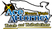 Phoenix Wright Trials and Tribulations Logo