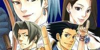 Gyakuten Saiban Anthology Comic Playback! Naruhodou