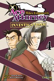Edgeworth Manga 4