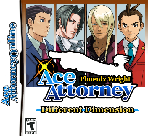 Ace Attorney When A Video Game Adaptation: Phoenix Wright: Ace Attorney Different Dimension