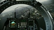 F-2A cockpit