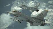 F-16C Scarface Emblem