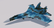 Su-27 Event Skin 02 Hangar