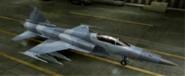 F-20A Soldier color hangar