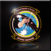 Gryphus Infinity Emblem