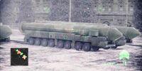 Ballistic missile carrier