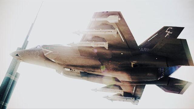 File:F-35B Lens Flare.jpg