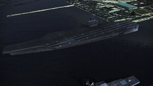 UNF Aircraft Carrier