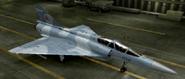 Mirage 2000D Soldier color hangar